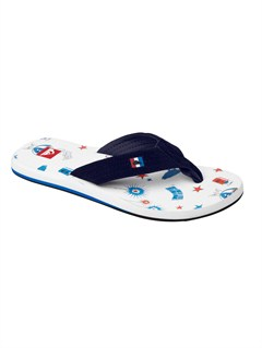 RHBAngels MLB Sandals by Quiksilver - FRT1