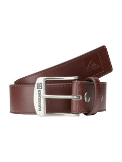 WNESector Leather Belt by Quiksilver - FRT1