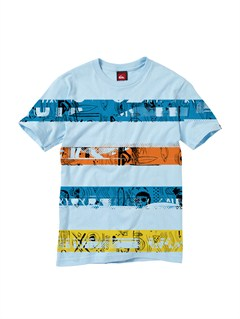 SBUBoys 8- 6 For The Bird T-Shirt by Quiksilver - FRT1