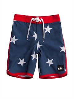 BRQ6Boys 2-7 Batter Volley Boardshorts by Quiksilver - FRT1