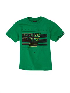 GRJ0Boys 2-7 Checkers T-Shirt by Quiksilver - FRT1