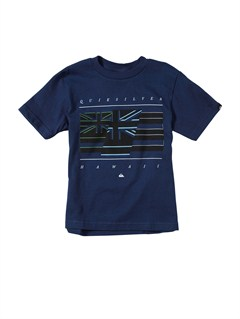 KTP0Boys 2-7 2nd Session T-Shirt by Quiksilver - FRT1