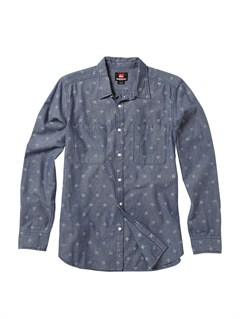 BTK6Pirate Island Short Sleeve Shirt by Quiksilver - FRT1