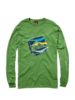 GPS0The Bay Long Sleeve T-Shirt by Quiksilver - FRT1