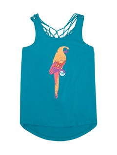 BPM0GIRLS 7- 4 COASTAL SAND TANK by Roxy - FRT1