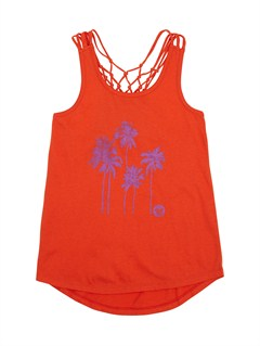 NNZ0Girls 7- 4 Sunsetter Tri Monokini by Roxy - FRT1