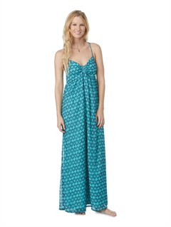 BLK6Rolling Wave Dress by Roxy - FRT1