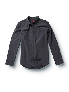 GUNVentures Short Sleeve Shirt by Quiksilver - FRT1