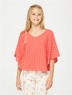 PPEGirls 7- 4 Calla Lily Top by Roxy - FRT1