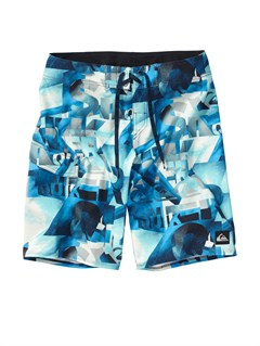 BQC6Boys 8- 6 Kelly Boardshorts by Quiksilver - FRT1