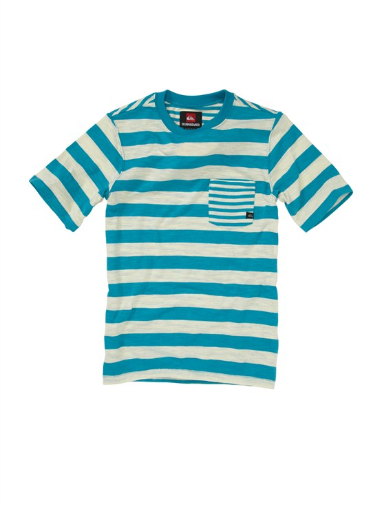 BNY3Boys 2-7 After Hours T-Shirt by Quiksilver - FRT1