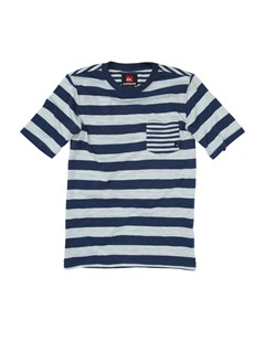 BRQ3Boy 2-7 Base Nectar Knit Top by Quiksilver - FRT1