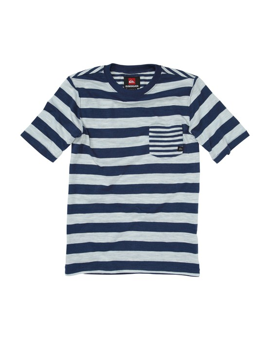 BRQ3Boys 2-7 Crash Course T-Shirt by Quiksilver - FRT1