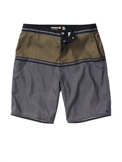KPG6Board Walker Elastic Waist 20  Shorts by Quiksilver - FRT1