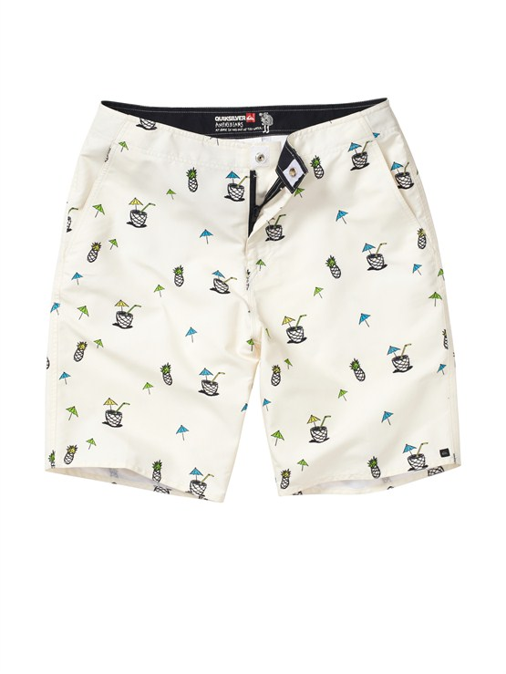 WDV6Regency 22  Shorts by Quiksilver - FRT1