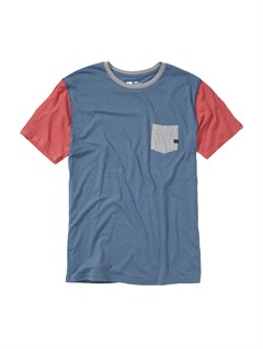 BND0A Frames Slim Fit T-Shirt by Quiksilver - FRT1