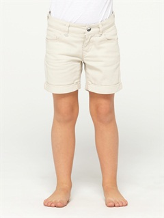 SNDGirls 2-6 Blaze Embroidered Shorts by Roxy - FRT1