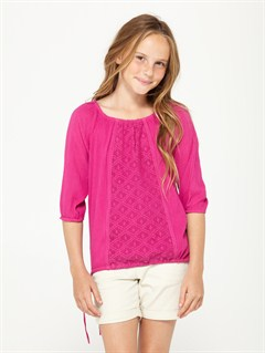 FUSGirls 7- 4 Calla Lily Top by Roxy - FRT1