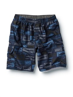 NVYMen s Anchors Away  8  Boardshorts by Quiksilver - FRT1