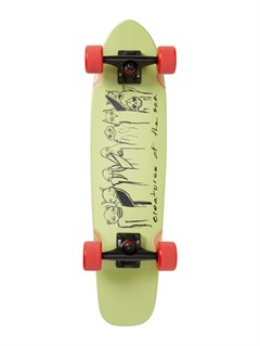 WHTAudit in Progress Skateboard by Quiksilver - FRT1