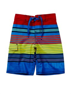 BMM3Boys 2-7 Batter Volley Boardshorts by Quiksilver - FRT1