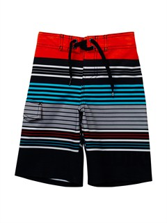 KVJ3Boys 2-7 Batter Volley Boardshorts by Quiksilver - FRT1