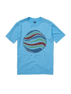 BNK0Boys 2-7 Checkers T-Shirt by Quiksilver - FRT1