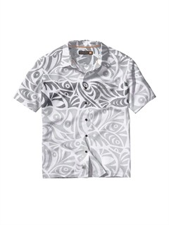 SGR0Men s Anahola Bay Short Sleeve Shirt by Quiksilver - FRT1