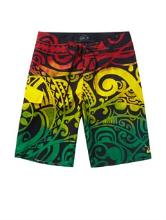 RNN0Union Surplus 2   Shorts by Quiksilver - FRT1