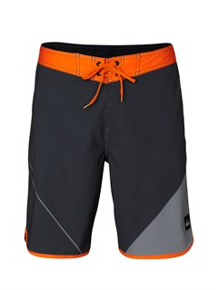 "KPC6AG47 Line Up 20"" Boardshorts by Quiksilver - FRT1"