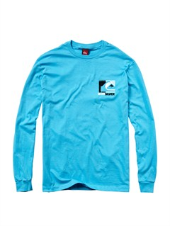 BMJ0Radiation Long Sleeve T-Shirt by Quiksilver - FRT1