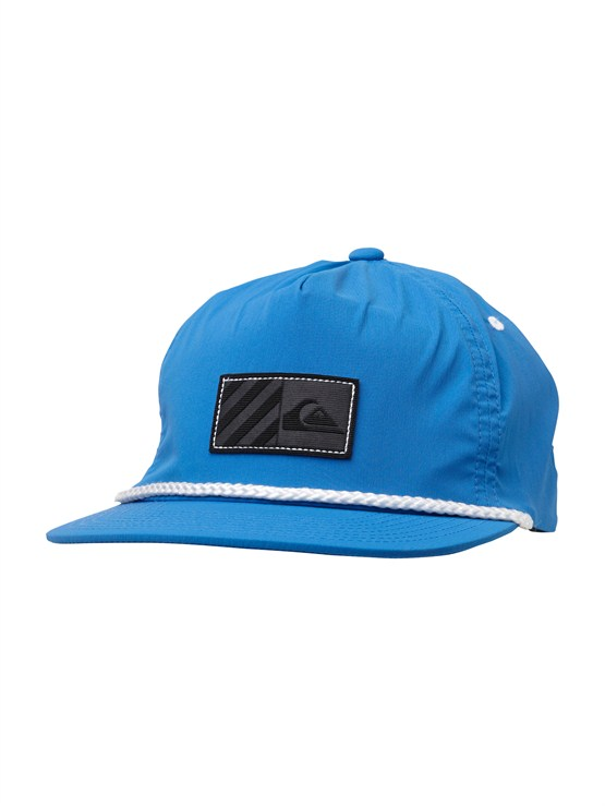 BLUPlease Hold Trucker Hat by Quiksilver - FRT1