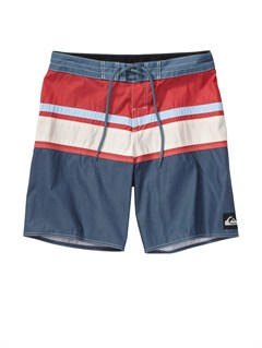 RQQ0Boys 8- 6 Kelly Boardshorts by Quiksilver - FRT1
