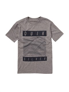 KPF0Boys 2-7 Checkers T-Shirt by Quiksilver - FRT1
