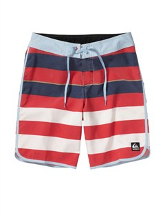 "RQQ3AG47 Line Up 20"" Boardshorts by Quiksilver - FRT1"
