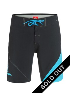 "KVJ0AG47 New Wave Bonded  9"" Boardshorts by Quiksilver - FRT1"