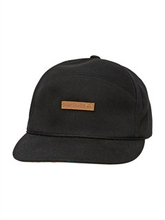 KTA0After Hours Trucker Hat by Quiksilver - FRT1