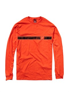 RQF0The Bay Long Sleeve T-Shirt by Quiksilver - FRT1