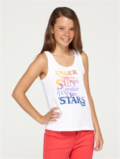 WBB0Girls 7- 4 Summer Squeeze Crop Top by Roxy - FRT1