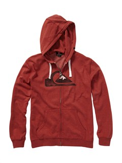 CQN0Major Sherpa Zip Hoodie by Quiksilver - FRT1