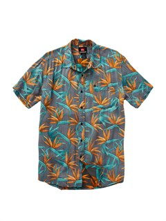 SKT6Pirate Island Short Sleeve Shirt by Quiksilver - FRT1