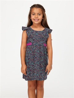 BPAGirls 2-6 Deep Thoughts Dress by Roxy - FRT1