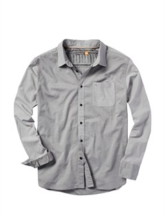 BLKMen s Hazard Cove Long Sleeve Flannel Shirt by Quiksilver - FRT1