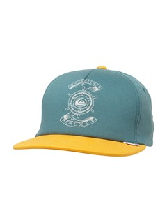 SSDBoardies Trucker Hat by Quiksilver - FRT1
