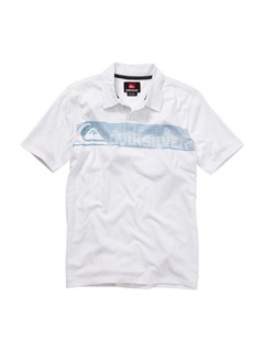 WBB0Boys 8- 6 Get It Polo Shirt by Quiksilver - FRT1