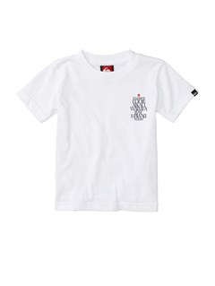 WBB0Baby Big Shred T-Shirt by Quiksilver - FRT1