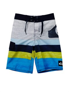 BFG3Boys 2-7 Batter Volley Boardshorts by Quiksilver - FRT1