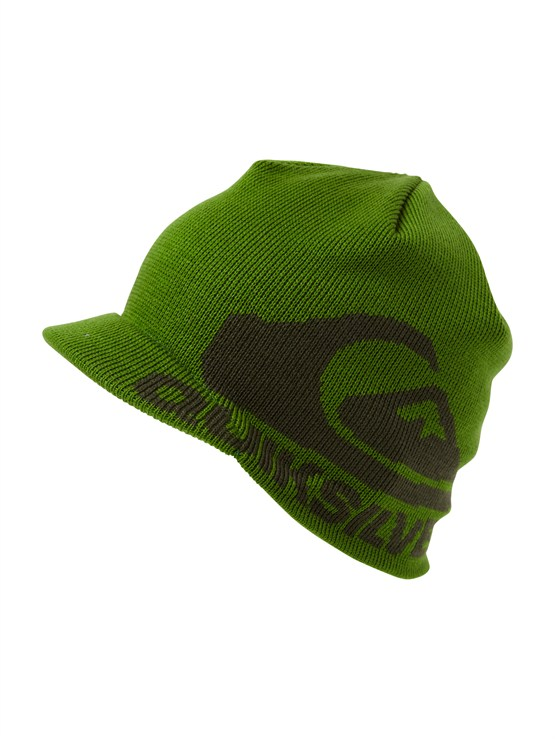 GRG0Please Hold Trucker Hat by Quiksilver - FRT1