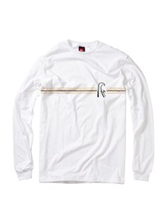 WBB0Afterdark Long Sleeve T-Shirt by Quiksilver - FRT1