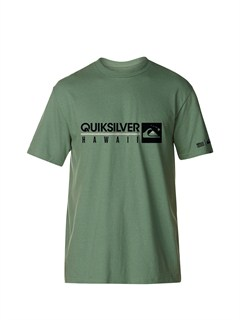 GPG0A Frames Slim Fit T-Shirt by Quiksilver - FRT1